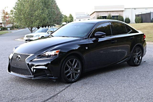 2015 Lexus IS 250 Mooresville, North Carolina 2