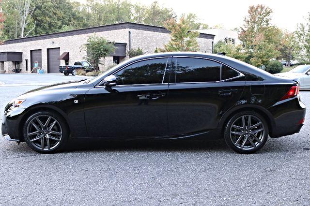 2015 Lexus IS 250 Mooresville, North Carolina 3