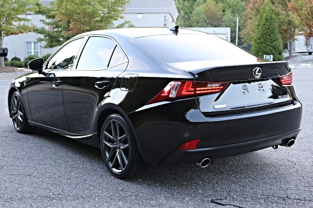 2015 Lexus IS 250 Mooresville, North Carolina 4