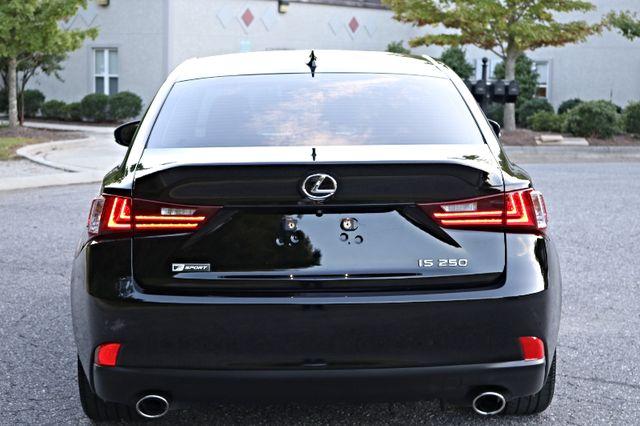 2015 Lexus IS 250 Mooresville, North Carolina 5