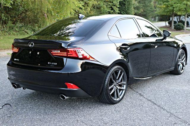2015 Lexus IS 250 Mooresville, North Carolina 6