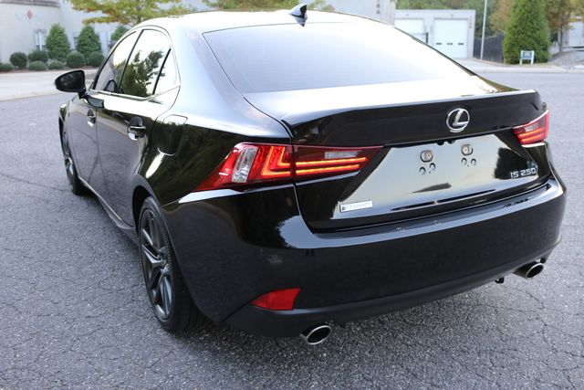 2015 Lexus IS 250 Mooresville, North Carolina 74