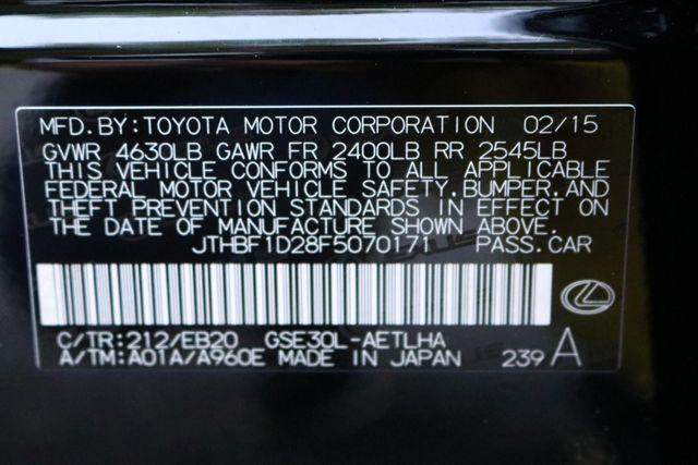2015 Lexus IS 250 Mooresville, North Carolina 93
