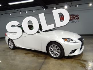 2015 Lexus IS 250 Little Rock, Arkansas