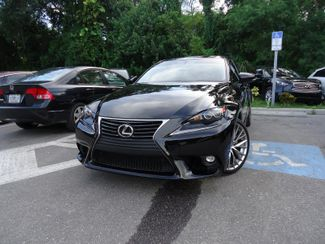 2015 Lexus IS 250 AIR COOLED-HTD SEATS. WHEELS PKG SEFFNER, Florida 35