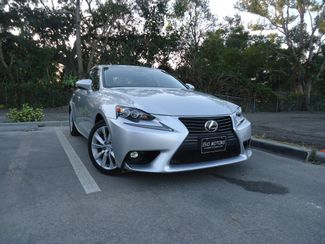2015 Lexus IS 250 AWD. AIR COOLED-HTD SEATS SEFFNER, Florida 3