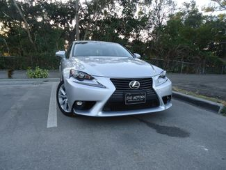 2015 Lexus IS 250 AWD. AIR COOLED-HTD SEATS SEFFNER, Florida 4