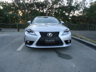 2015 Lexus IS 250 AWD. AIR COOLED-HTD SEATS SEFFNER, Florida 5