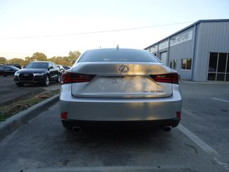 2015 Lexus IS 250 AWD. AIR COOLED-HTD SEATS SEFFNER, Florida 8
