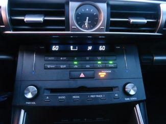 2015 Lexus IS 250 F SPORT. NAVIGATION SEFFNER, Florida 23