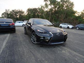 2015 Lexus IS 250 F SPORT. NAVIGATION SEFFNER, Florida 8