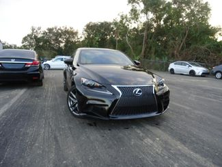 2015 Lexus IS 250 F SPORT. NAVIGATION SEFFNER, Florida 9