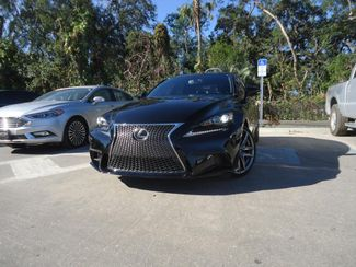 2015 Lexus IS 250 F SPORT PKG SEFFNER, Florida