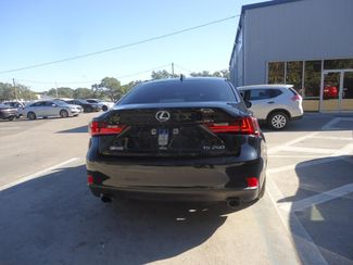 2015 Lexus IS 250 F SPORT PKG SEFFNER, Florida 11