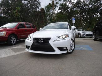 2015 Lexus IS 250 SEFFNER, Florida 0