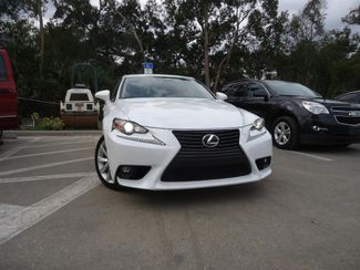 2015 Lexus IS 250 SEFFNER, Florida 8
