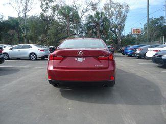 2015 Lexus IS 250 SEFFNER, Florida 11