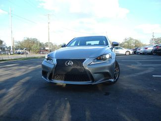 2015 Lexus IS 250 F SPORT PKG SEFFNER, Florida 0
