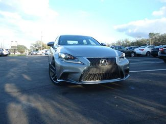 2015 Lexus IS 250 F SPORT PKG SEFFNER, Florida 7