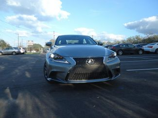2015 Lexus IS 250 F SPORT PKG SEFFNER, Florida 8