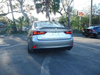 2015 Lexus IS 250 F SPORT PKG SEFFNER, Florida 9