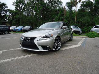 2015 Lexus IS 250 NAVIGATION. AIR COOLED-HTD SEATS SEFFNER, Florida 7