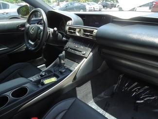 2015 Lexus IS 250 F SPORT PKG SEFFNER, Florida 12