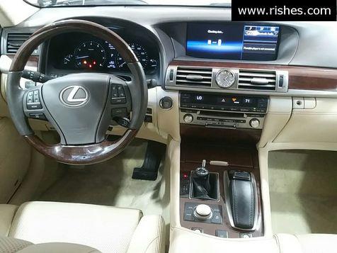 2015 Lexus LS 460 L AWD | Rishe's Import Center in Ogdensburg, New York