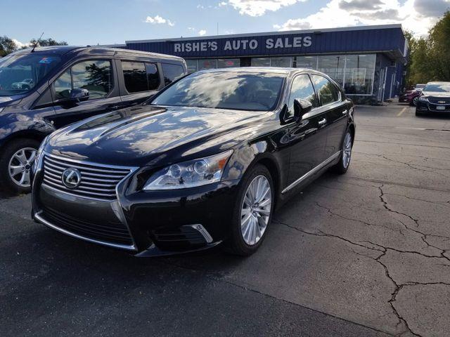 2015 Lexus LS 460 L AWD | Ogdensburg, New York | Rishe's Auto Sales in Ogdensburg New York