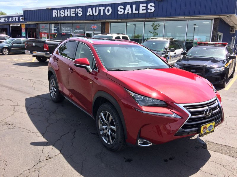 2015 Lexus NX 200t AWD Turbo Lux Package | Rishe's Import Center in Ogdensburg New York