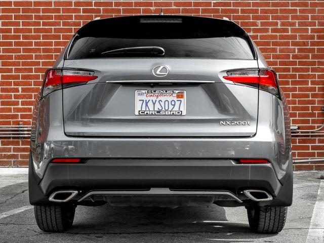 2015 Lexus NX 200t Burbank, CA 3
