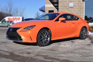 2015 Lexus RC 350 F-Type Bettendorf, Iowa 39