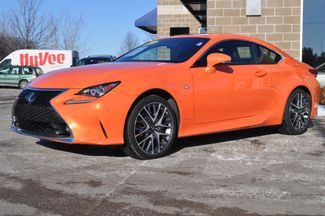 2015 Lexus RC 350 F-Type Bettendorf, Iowa