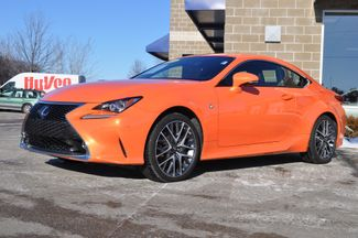 2015 Lexus RC 350 F-Type Bettendorf, Iowa 25