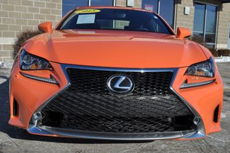 2015 Lexus RC 350 F-Type Bettendorf, Iowa 24