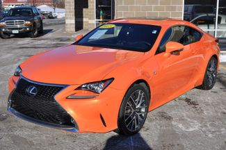 2015 Lexus RC 350 F-Type Bettendorf, Iowa 28
