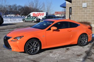 2015 Lexus RC 350 F-Type Bettendorf, Iowa 29