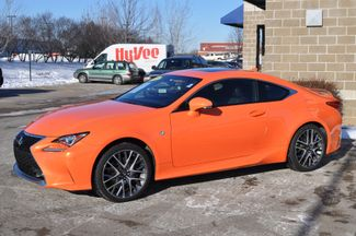 2015 Lexus RC 350 F-Type Bettendorf, Iowa 30