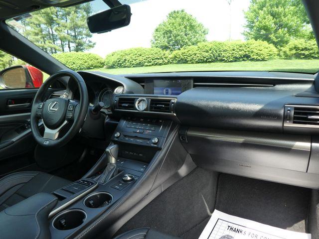 2015 Lexus RC 350 F-SPORT PAKAGE Leesburg, Virginia 18