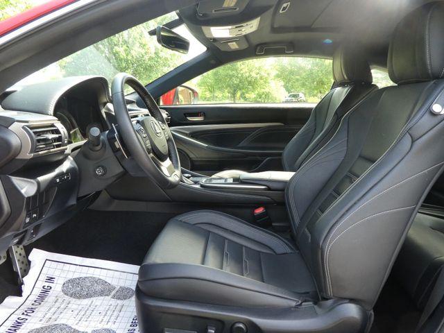 2015 Lexus RC 350 F-SPORT PAKAGE Leesburg, Virginia 17