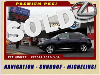 2015 Lexus RX 350 AWD - NAVIGATION - SUNROOF - MICHELINS! Mooresville , NC