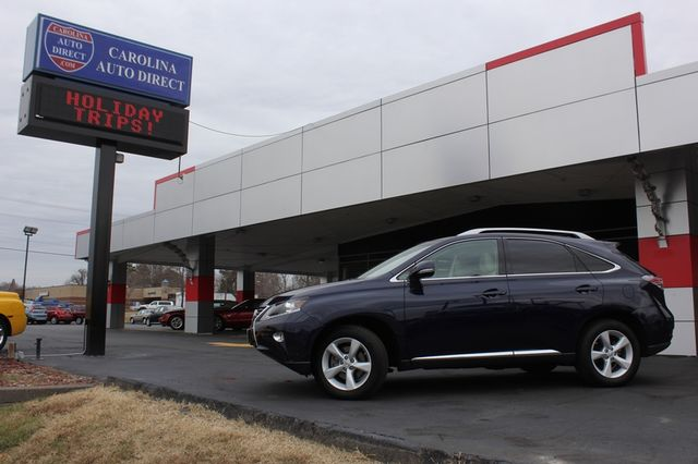 2015 Lexus RX 350 AWD - NAVIGATION - SUNROOF - MICHELINS! Mooresville , NC 40