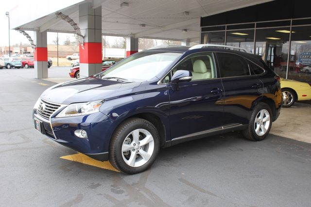 2015 Lexus RX 350 AWD - NAVIGATION - SUNROOF - MICHELINS! Mooresville , NC 26