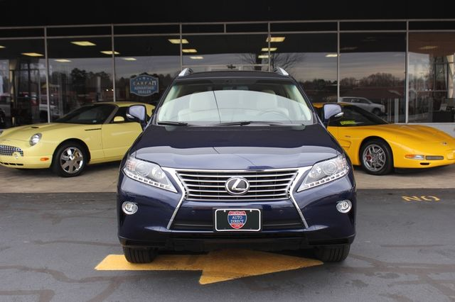 2015 Lexus RX 350 AWD - NAVIGATION - SUNROOF - MICHELINS! Mooresville , NC 19