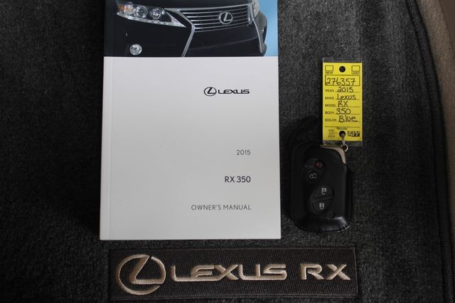 2015 Lexus RX 350 AWD - NAVIGATION - SUNROOF - MICHELINS! Mooresville , NC 21