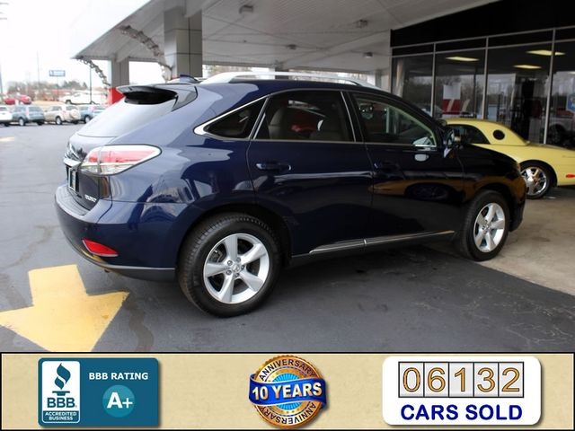 2015 Lexus RX 350 AWD - NAVIGATION - SUNROOF - MICHELINS! Mooresville , NC 2