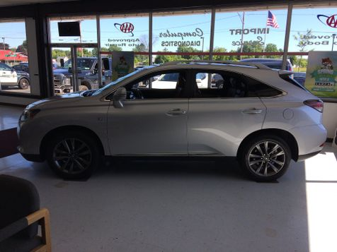 2015 Lexus RX 350 Crafted Line F Sport | Rishe's Import Center in Ogdensburg, New York