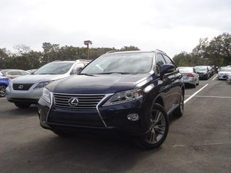 2015 Lexus RX 350 AIR COOLED-HTD SEATS. BLIND SPOT. PWR TAILGATE SEFFNER, Florida