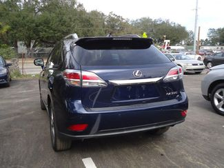 2015 Lexus RX 350 AIR COOLED-HTD SEATS. BLIND SPOT. PWR TAILGATE SEFFNER, Florida 10