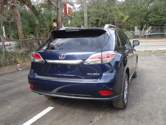 2015 Lexus RX 350 AIR COOLED-HTD SEATS. BLIND SPOT. PWR TAILGATE SEFFNER, Florida 12